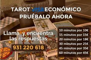 precios tarot visa