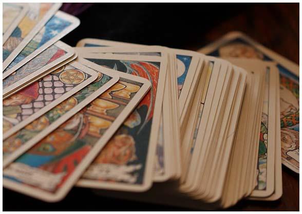 El tarot gratis c mo funciona la tirada de cartas - El espejo tarot gratis ...