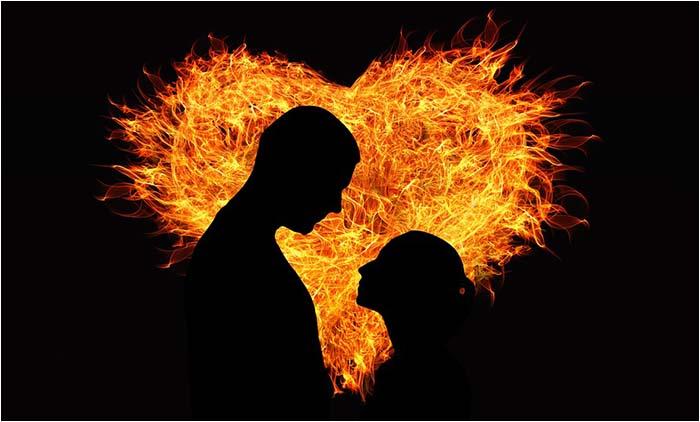 brujería para el amor