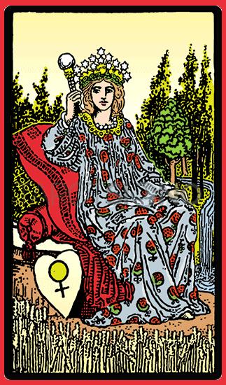 El Emperatriz Tarot