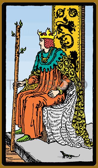 Rey de Oros Bastos